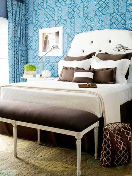 Click the image for larger image size and more details. Light Blue Bedroom Colors, 22 Calming Bedroom Decorating Ideas