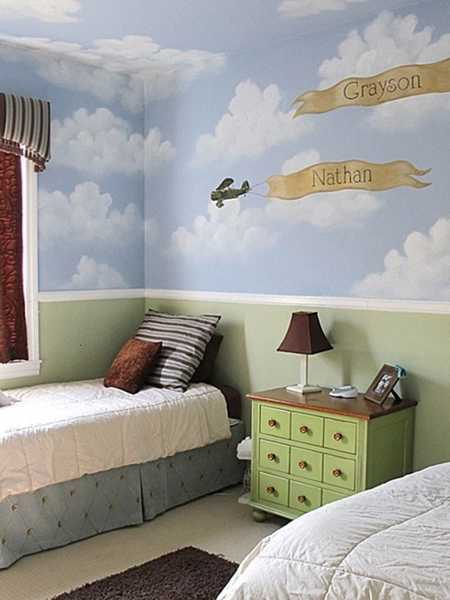 Unusual Girls Wallpaper 22 Modern Kids Room Decorating Ideas That Add Flair To