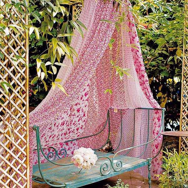 20 diy outdoor curtains sunshades and