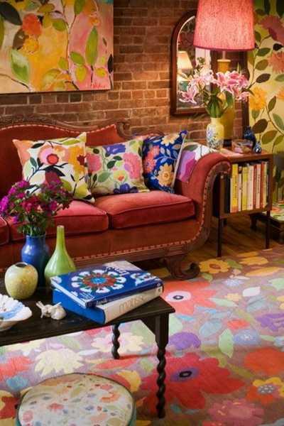Fall Ceiling Wallpaper Design 22 Modern Interior Design Ideas Blending Brick Walls With