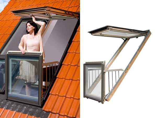 roof window design idea