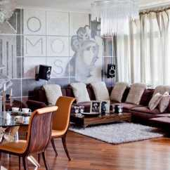 Modern Interior Decorating Ideas For Living Room 2 Arrange Design Male Professional In Luxurious Contemporary Apartment Young