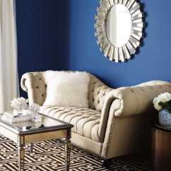 Wall Mirror Living Room Shelves For Modern Mirrors Reflecting 25 Gorgeous Interior Design And Decorative On Blue
