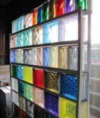 Glass Block Wall Design Ideas Adding Unique Accents to Eco ...