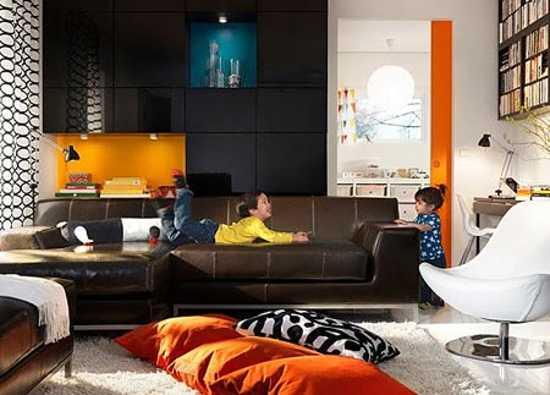 Fall Outdoor Decorations Wallpaper 22 Modern Interior Design Ideas Blending Brown And Orange