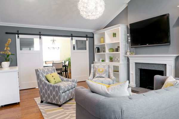 gray paint colors for living room casual sofas modern interior design 9 decor and color schemes that include soft green shades combined with off white