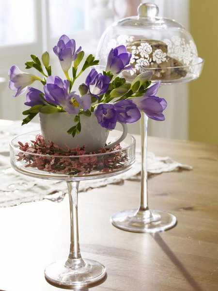 kitchen accent table compost container how to create floral arrangements in shallow containers ...