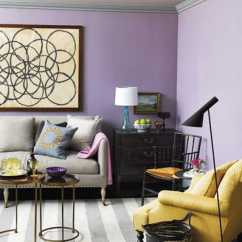 Purple Color For Living Room Wall Colours 2016 22 Modern Interior Design Ideas With Cool Colors
