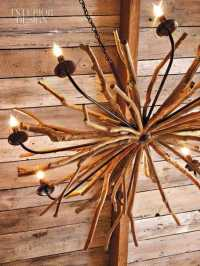 25 Wood Decor Ideas Bringing Unique Texture into Modern ...