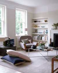 20 Cozy Living Room Designs with Fireplace and Family ...