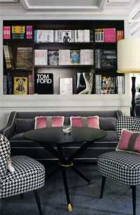 15 Modern Interior Decorating Ideas Blending Gray and Pink ...