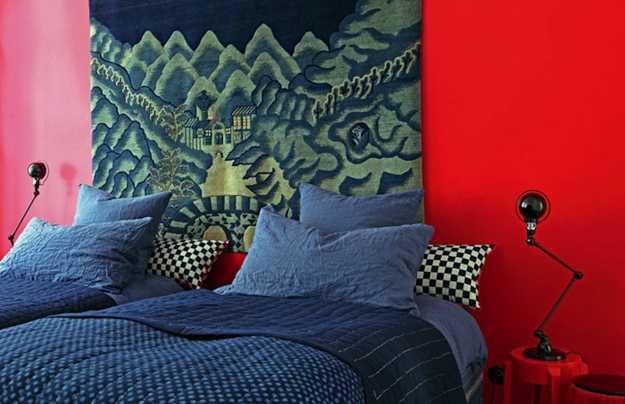 Eclectic Interior Design Ideas With Ethnic Taste From Italian Designer Paola Navone