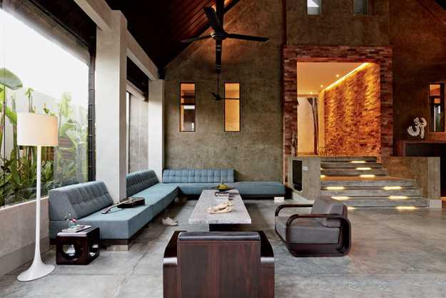 Luxurious Architectural Interiors And Outdoor Living