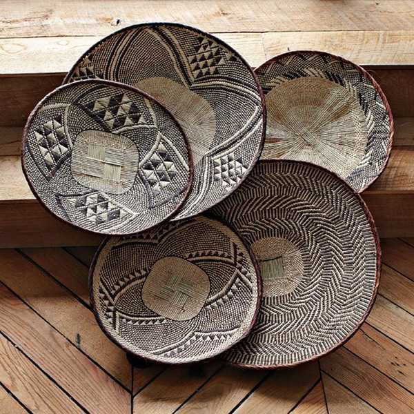 Decorating With Wicker Baskets