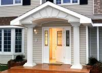 30 Front Door Ideas and Paint Colors for Exterior Wood ...
