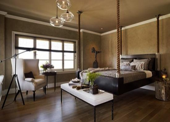 comfortable chairs for bedroom rattan outdoor australia 25 hanging bed designs floating in creative bedrooms