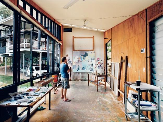 22 Home Art Studio Ideas Interior Design Reflecting Personality and Artworks