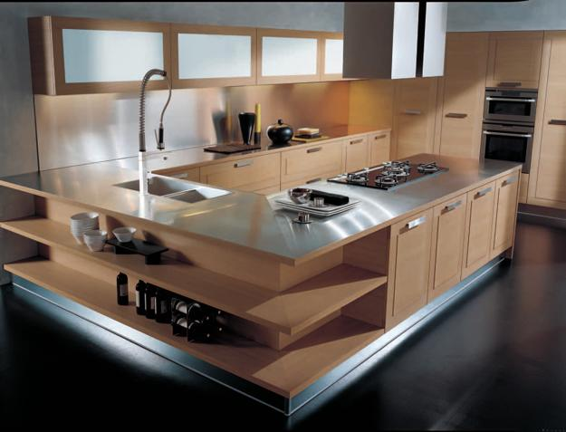 Selecting Kitchen Range Type For Convenient And Modern
