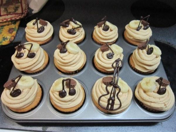 Edible Decorations And Ideas For Music Themed Party Table
