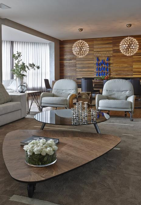 Contemporary Apartment Ideas Soften with Rustic Wood and Country Home Decorating Colors