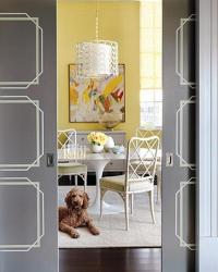 30 Creative Interior Door Decoration Ideas Personalizing ...