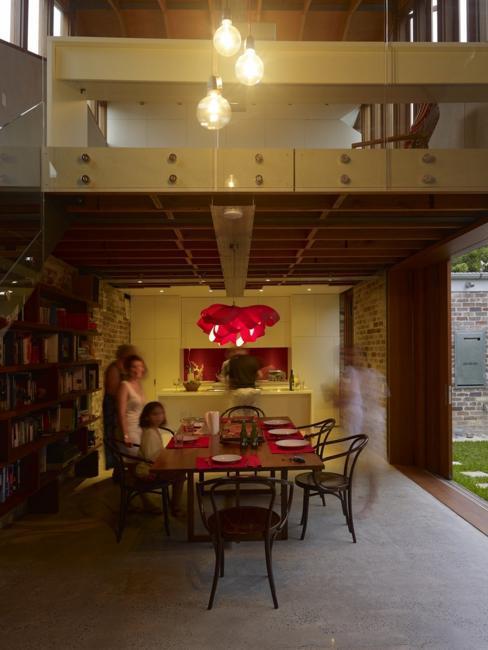 Fall Barn Wallpaper Australian Old Barn Conversion Into Modern House With