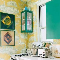 Christmas Decorating Ideas For The Kitchen Paints Small Designs In Yellow And Green Colors ...