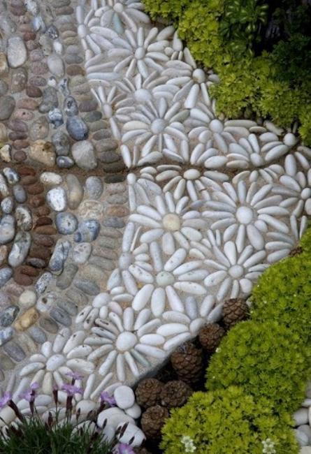 Small Pebble Rocks