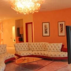 Orange Living Room Designs Entertainment Center Decorating Ideas 25 For Modern Interior With Color Shades Design Paint And Furniture