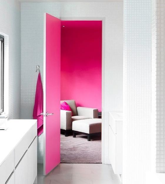 kitchen wallpaper patterns timer app 25 modern interior design ideas creating bright accents ...