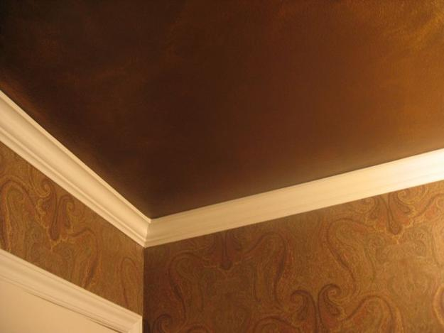 Fall Ceiling Wallpaper 22 Modern Wall And Ceiling Designs Adding Bronze Color To