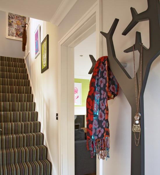 30 DIY Tree Coat Racks Personalizing Entryway Ideas with