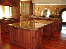 Granite Countertops Adding Practical Luxury to Modern ...
