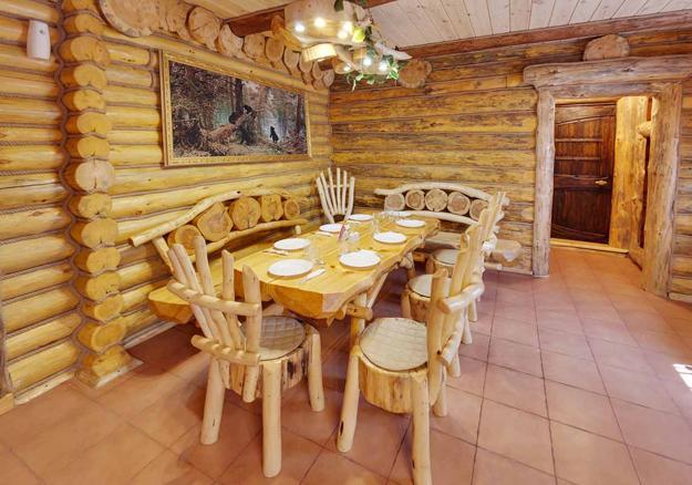 Log Furniture And Decor Accessories Bringing Unique