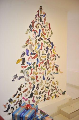 Fall Outdoor Decorations Wallpaper 40 Diy Alternative Christmas Trees Adding Fun Wall