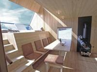Futuristic Small House Design with Unusual Exterior and ...