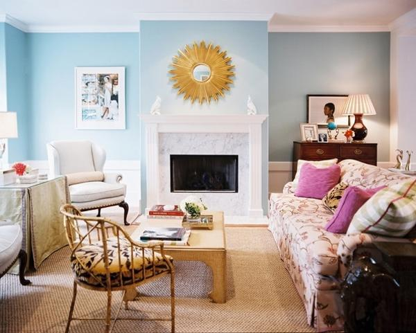 20 Ideas for Modern Interior Decorating in Unique Vintage Eclectic Style