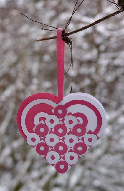 Valentines Day Ideas And Recycling Paper Crafts For Kids