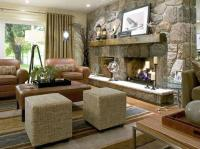 30 Modern Fireplaces and Mantel Decorating Ideas to Change ...