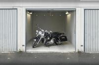 Modern Wall Stickers and Decals Change Garage Door Decoration