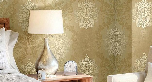 Modern Wallpaper Combinations For Interior Decorating With
