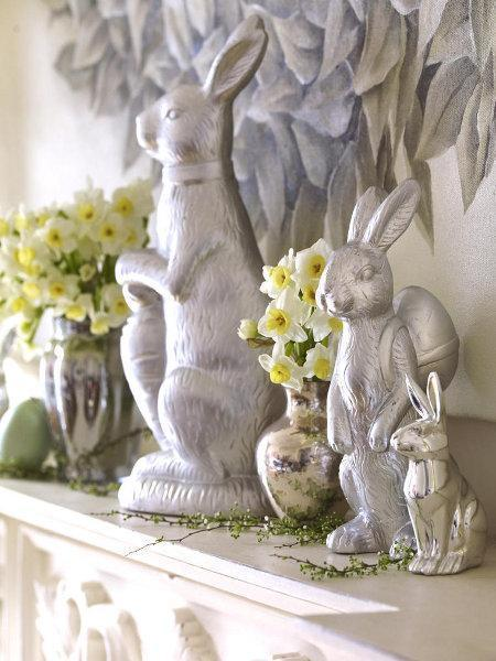 Quick Easter Decorating Ideas with Easter Bunnies Simple Crafts and Creative Designs