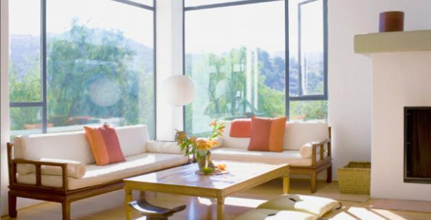 Glass Walls And Big Windows For No Boundaries Inteiror Design And Beautiful House Exteriors