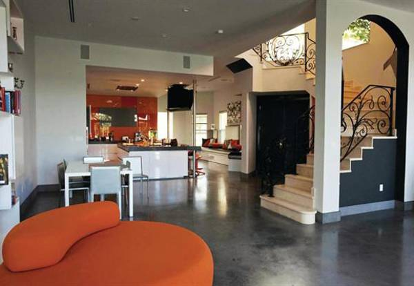 Stylish Concrete Flooring Ideas for Modern Interior Design