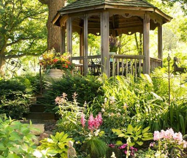 Metal And Wooden Gazebo Designs And Garden Pergola Ideas