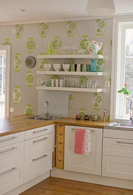 small kitchen decor wood hoods modern wallpaper for kitchens beautiful design and wallpapers ideas