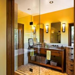 Yellow Kitchen Appliances Reclaimed Wood Table 10 Tips For Japanese Bathroom Design, 20 Asian Interior ...