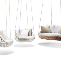 Wicker Hammock Chair Knoll Generation White Jungle Outdoor Rooms With Furniture Daybed And Hanging Chairs Design Ideas
