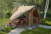 22 Beautiful Garden Design Ideas, Wooden Pergolas and ...