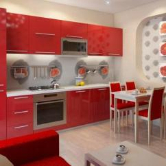Chinese Kitchen Cabinets Aid Coffee Maker 25 Stunning Red Design And Decorating Ideas